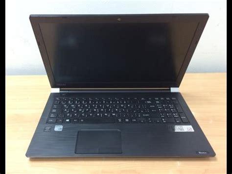toshiba tecra a50 c1974 laptop unboxing