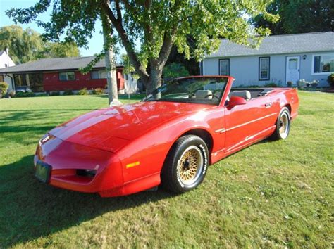 how petrol cars work 1991 pontiac firebird electronic valve timing 1991 pontiac firebird convertible in union grove wi the