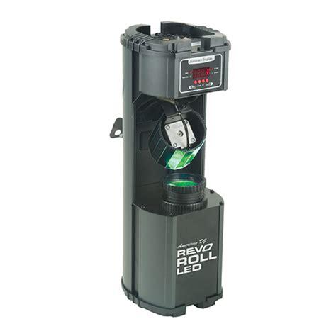 Led 1 Roll american dj revo roll mirrored scanner lighting 171 soundandvideorentals