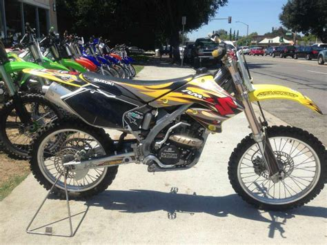 buy 2004 suzuki rm z250 mx on 2040 motos