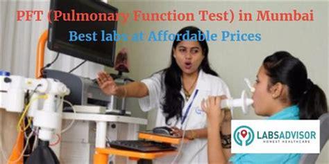 pft pulmonary function test cost  mumbai