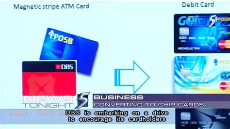 Atm Gift Card - dbs posb phasing out magnetic stripe atm cards by end 2014 29aug2013 youtube