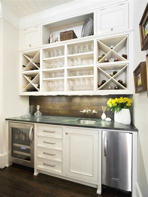 kitchen snack bar ideas beverage station coffee station beverage