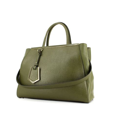 Fendi 2 Jourius by Fendi 2 Jours Handbag 322930 Collector Square