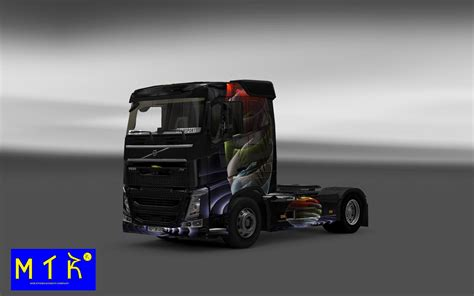 volvo global skin volvo global 3d modhub us
