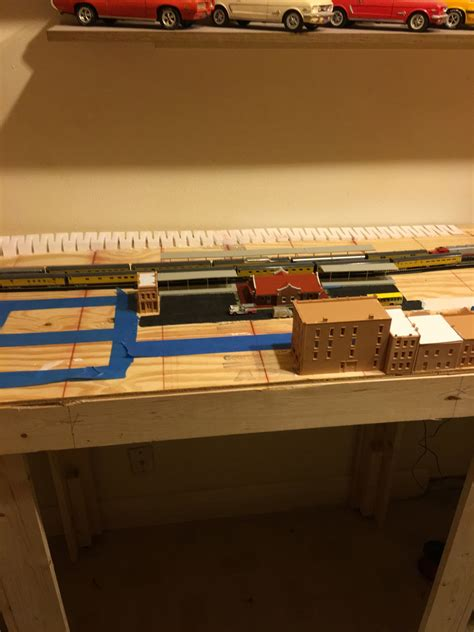 layout update model mike layout update model railway layouts plansmodel