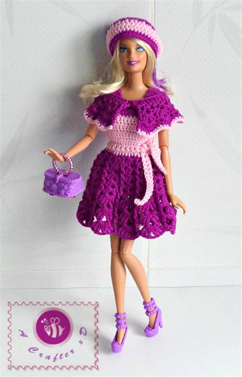 design doll clothes online crochet fashion doll tank dress maz kwok s designs