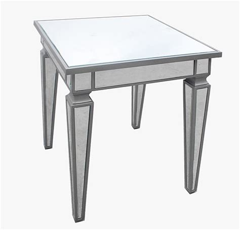 Mirrored Side Table Mirrored Side Table 22 Quot X27 Quot H