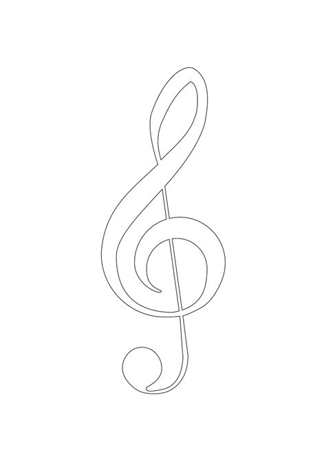small treble clef tattoos treble clef designs clipart best