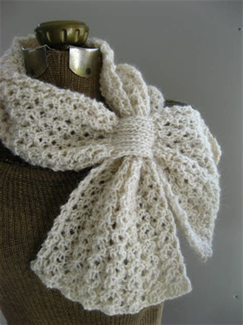 knitting pattern loopy scarf knitworks by katie harris loopy lace scarf