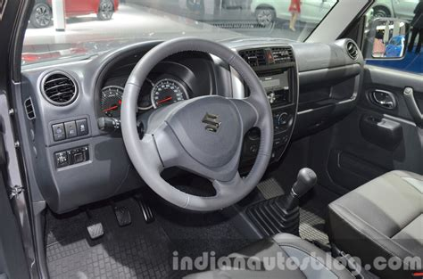 suzuki jimny interior 2018 suzuki jimny interior revealed in leaked images with