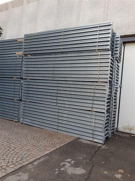 scaffali portapallets scaffalatura metalliche usate portapallet scaffali usati