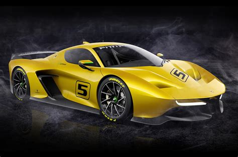 Home Designing by 600bhp Pininfarina Fittipaldi Ef7 Track Car Revealed Autocar