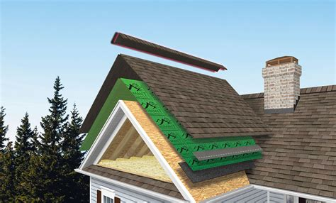 how to install lights on roof ridge pro cut high profile hip and ridge shingles atlas roofing