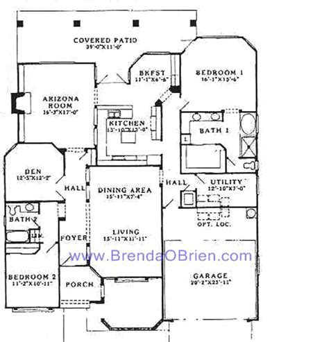 breckenridge park model floor plans breckenridge park model floor plans sun city vistoso floor