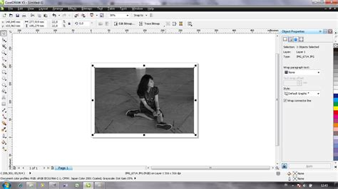 membuat gambar terlihat 3d monsteradd cara membuat gambar 3d di corel
