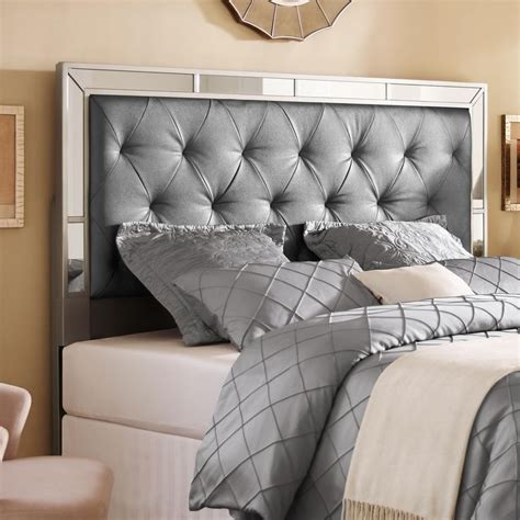 how to make a mirrored headboard best 25 diy tufted headboard ideas on pinterest diy