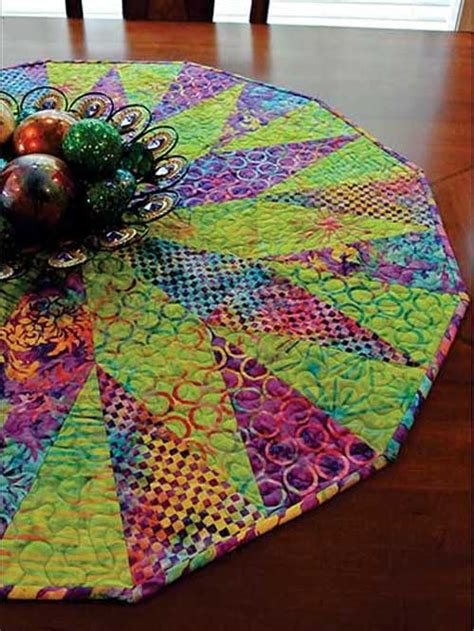 table topper pattern