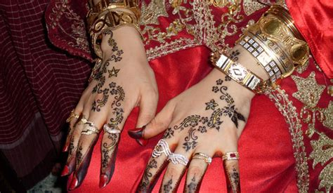 Le Marriage Wedding mariage tunisien les traditions d un mariage tunisien