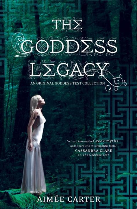 The Goddess Test Aimee the goddess inheritance by aim 233 e readerature