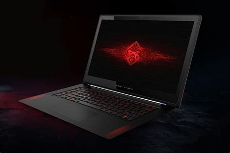 Hp Omen Giveaway - hp transforms the omen into its thinnest workstation laptop yet