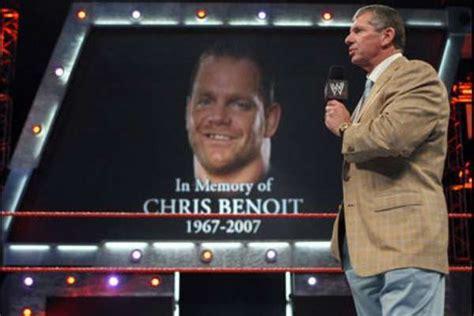 Chris Benoit Dead In Murder by Top 5 Wacky Incidents In History