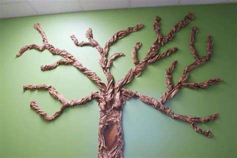 diy tutorial diy handmade diy classroom wall tree