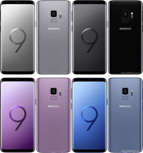 samsung galaxy s9 pictures official photos