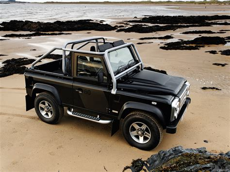 land rover defender svx land rover defender svx photos photogallery with 18 pics