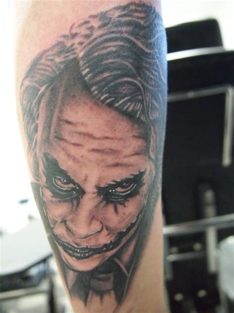 tattoo von joker rummel art joker tattoos von tattoo bewertung de