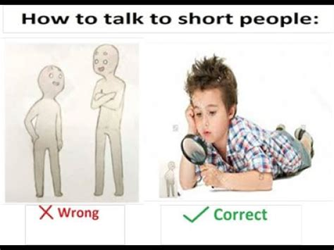 Short People Memes - the best quot how to talk to short people quot memes youtube