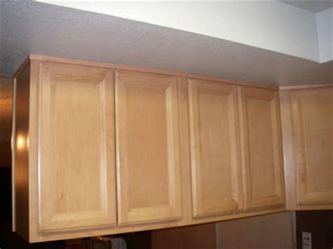Kitchen Cabinet Base Trim David Sellers Scribe Molding Installed