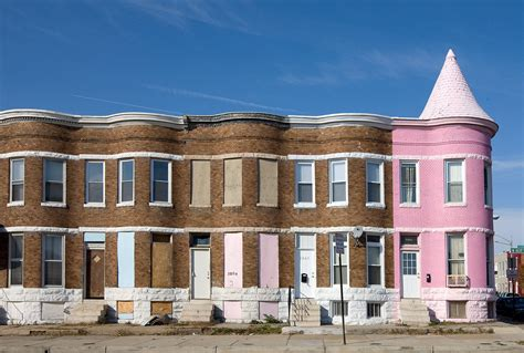 baltimore house baltimore abandoned row houses google search smart creative art and culture