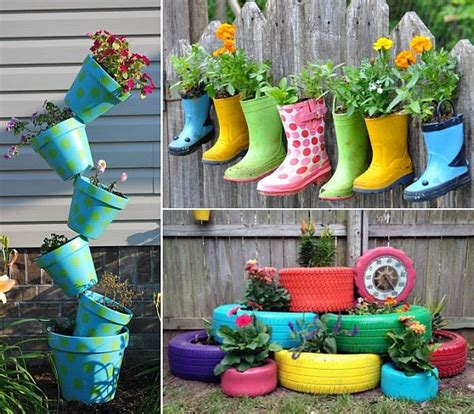 garden decoration ideas homemade some affordable yet creative ideas for decorating your