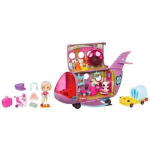 sanitã r shop littlest pet shop jet toys