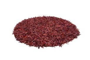 teppich 140x140 teppich handgefertigt 100 leder hochflor shaggy teppiche