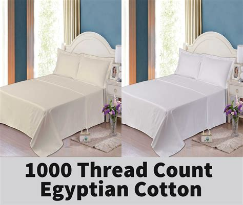 bed sheet thread count 1000 thread count egyptian cotton satin stripe fitted bed