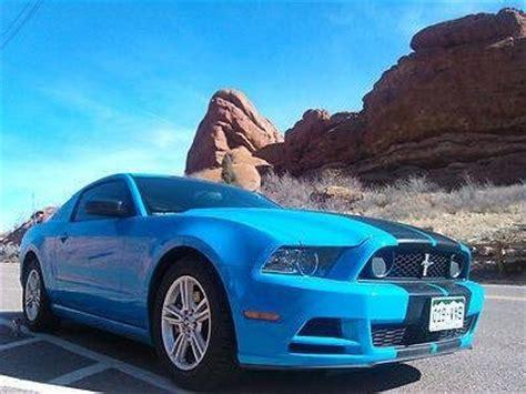 Bc069 Setelan L Blue Stripes Cars black mustang grabber blue stripes mitula cars