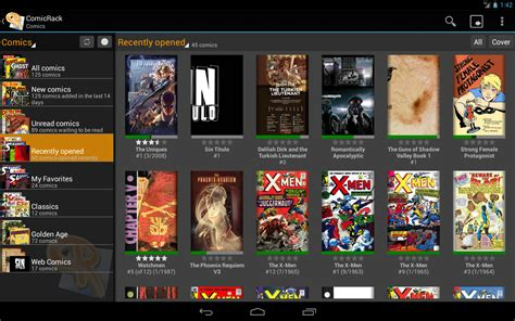 best comic readers comicrack free android apps on play