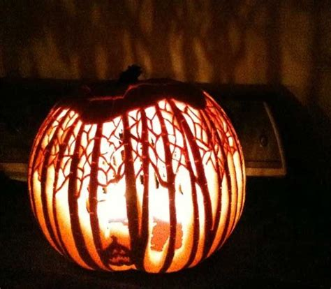clever pumpkin most creative pumpkin carvings ever therackup www