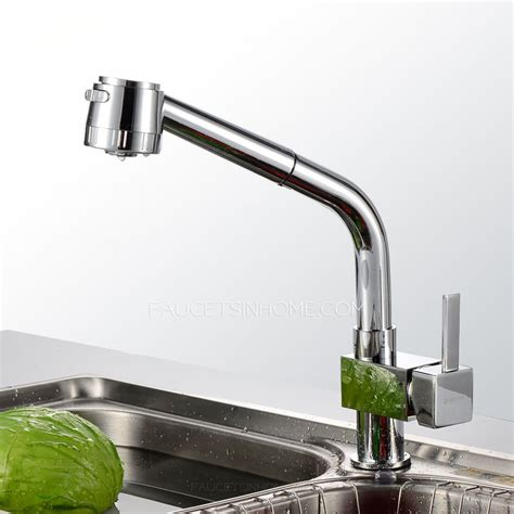 kitchen faucets high end high end pullout spray copper kitchen sink faucet