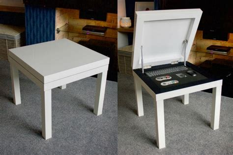 Ikea Dining Table Hack by Ikea Lack Raspberry Pi Case Storage Table Ikea Hackers