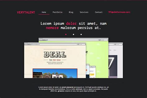 35 Professionally Designed Adobe Muse Templates Web Graphic Design Bashooka Adobe Muse Website Templates