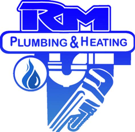 M R Plumbing by Plumbing Logo Studio Design Gallery Best Design