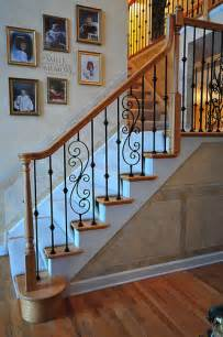 Metal Stair Banisters Stair Railings After Makover Flickr Photo Sharing