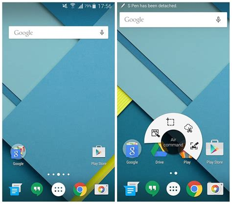 themes google now launcher how to turn your galaxy note 4 into a nexus 6 androidpit