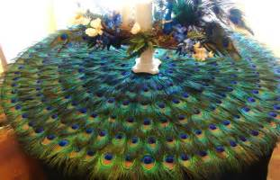 Peacock Feather Decorations Home Peacock Home Decoration For You Who Love The Majesty