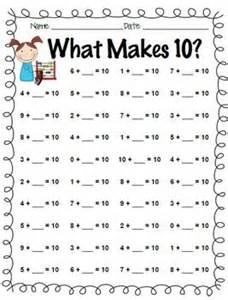 61 best images about teaching math making tens on