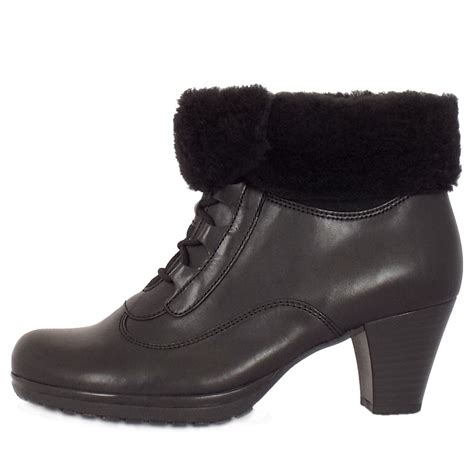 gabor cosmic iconic s winter boots in black
