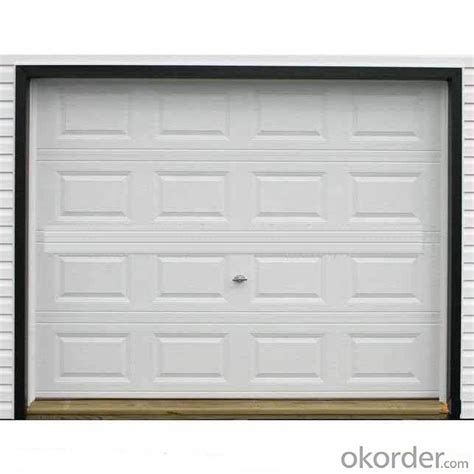 automatic sectional garage doors buy automatic rolling sectional garage door for new design